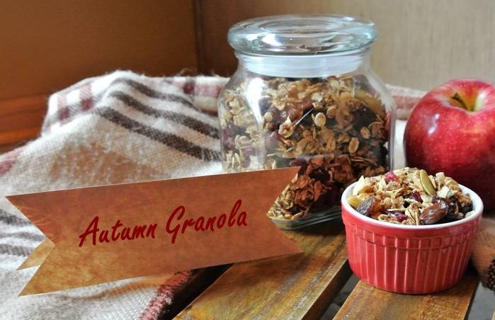 Autumn Granola – Picnic Life Foodie